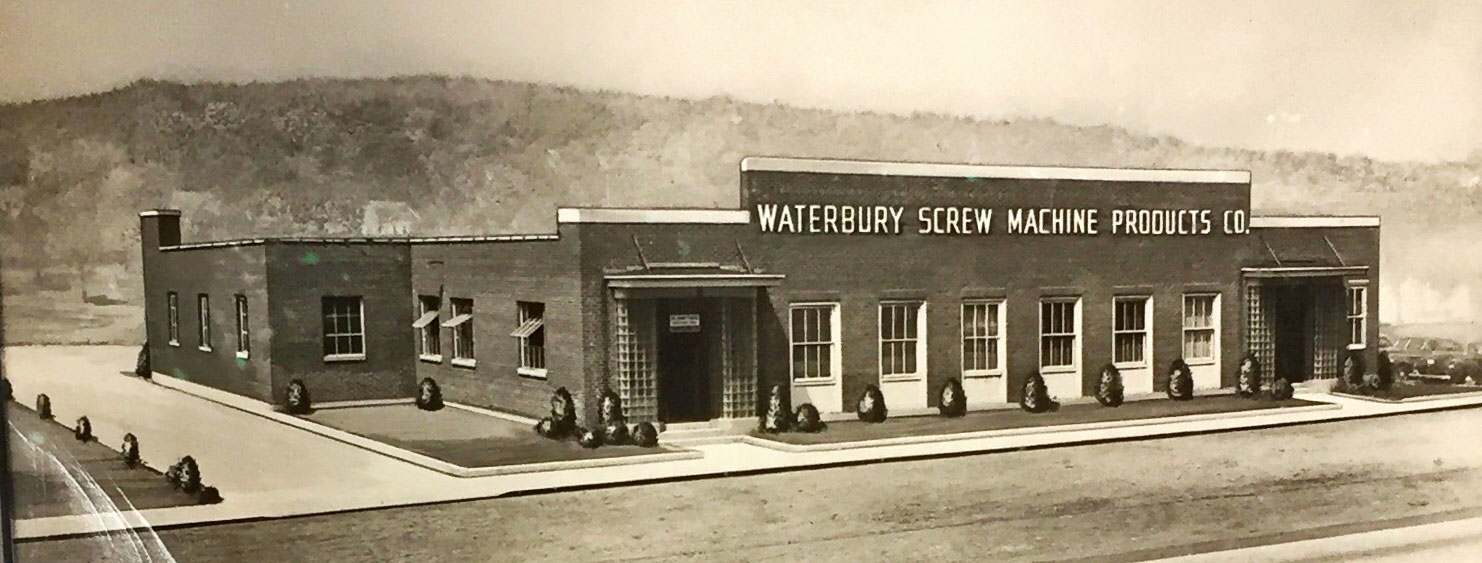 The Waterbury Screw Machine Company