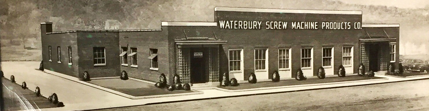 The Waterbury Screw Machine Products Company
